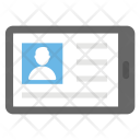 Social Profile Icon