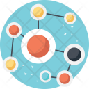 Social Relations Network Icon