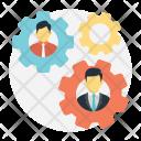 Social Resources Icon