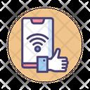 Social Signal Signal Social Icon