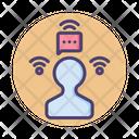 Msocial Signal Icon