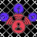 Social Signal Seo Plan Icon