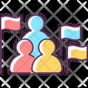 Social Study Group Icon