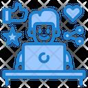 Social User Icon
