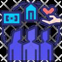Social Welfare Welfare Family Icon