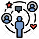 Society Social Interaction Icon