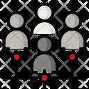 Society Club Social Icon