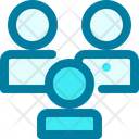 Sociology Society Connection Interaction Icon