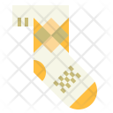 Sock Christmas Clothes Icon