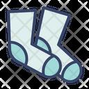 Fashion Clothes Sock Icon