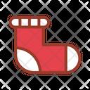 Sock Socks Winter Protection Icon