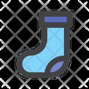 Sock Clothing Symbol Icon