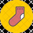 Sock Gift Christmas Icon
