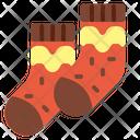 Sock Christmas Winter Icon
