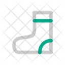 Sock Clothes Hiking Icon