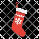 Sock Stocking Christmas Icon
