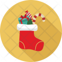 Sock Party Gift Icon