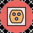 Socket Electric Plug Icon