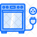Socket Cooker Electrician Icon