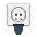 Socket Adapter Switch Icon
