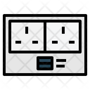 Tools And Utensils Electric Electronics Icon