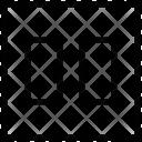 Socket Double Wall Icon