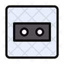 Socket Electric Power Icon