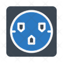 Socket Connector Switch Icon