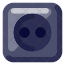 Socket Electronic Devices Icon