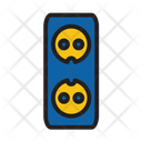 Charge Connector Electric Icon