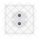 Socket Switch Electric Icon