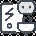 Socket Electrician Plug And Socket Icon