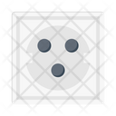 Socket Electric Switch Icon
