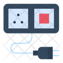 Socket Power Supply Electricity Icon