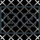 Socket Power Wall Icon