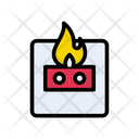 Socket Fire Icon