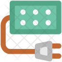 Sockets Power Outlet Icon
