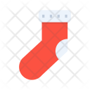 Socks Winter Christmas Icon