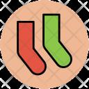 Socks Stocking Clothing Icon