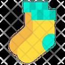 Baby Socks Baby Footwear Socks Icon