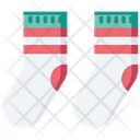 Socks Footwear Clothing Icon