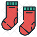 Socks Winter Socks Cloth Icon