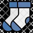 Clothes Dress Socks Icon
