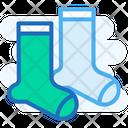 Camping Socksm Socks Winter Socks Icon