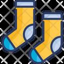 Baby Socks Socks Clothes Icon