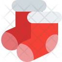 Xmas Stockings Socks Icon