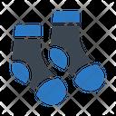 Socks Cloth Garments Icon