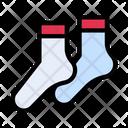 Socks Clothes Garments Icon
