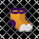 Socks Sneakers Fashion Icon