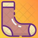 Socks Kid Socks Footwear Icon